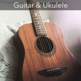 Guitar and Ukulele : Tuesday 4:30-5:30pm, 2nd and 3rd year (Full year)