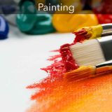 Painting: Thursday 3:30-5:00pm (Terms 3 & 4)